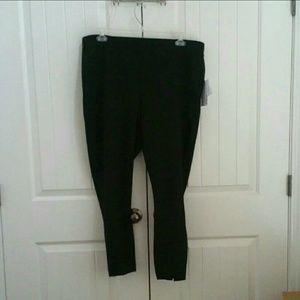 JustFab High Waisted Leggings Size 3X